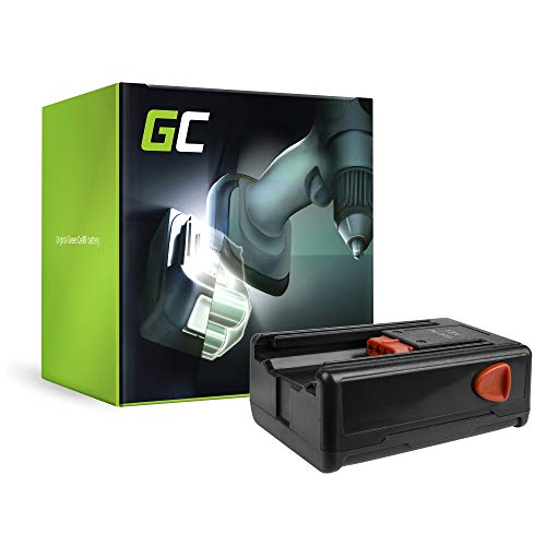 GC® (1.5Ah 18V Ni-MH cellen) 8834-20 08834-20.000.00 Accu Batterij voor Gardena EasyCut 42 Accu 8872-20 08872-20 SmallCut 300 Accu 8844-20 08844-20 tuingereedschap