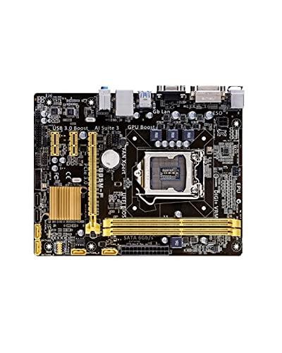 Placa Base LGA 1150 DDR3 Apta para ASUS B85M-F Original 16GB para I3 I5 I7 22NM USB2.0 USB3.0 SATA3 B85 Desktop Board Placa Base de computadora