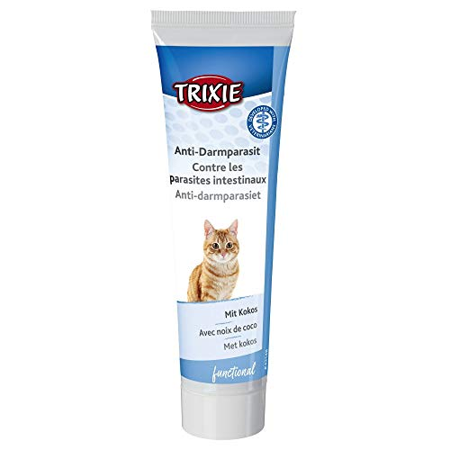 Trixie Anti-Darmparasit Paste für Katzen - 100g