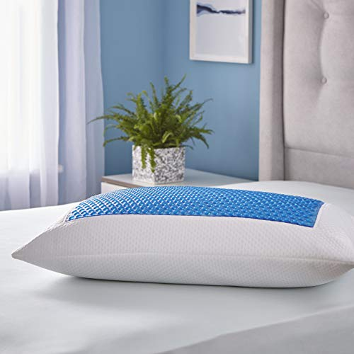 Silentnight Cool Touch Pillow - Cooling Pillow for Sleeping Cold Pillows Cool Gel Pillow Pad for...