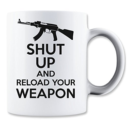 ShutUp and Reload Your Weapon Mok