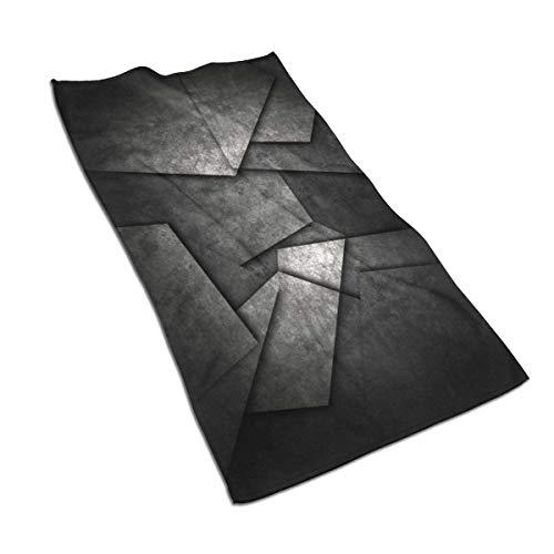 Tyueu - Toalla de Mano (Muy Absorbente, Microfibra, Secado rápido, 27,5 x 15,7 cm)