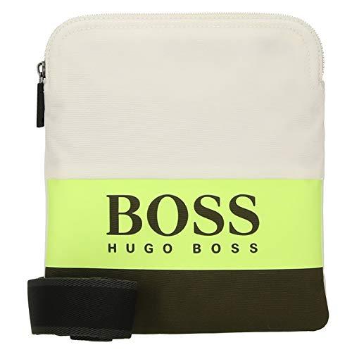 BOSS Pixel ST S Zip env 23.5 cm Tote Bag 23.5 cm Bright Green