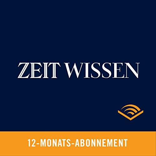 ZeitWissen, 12-Monats-Abonnement Titelbild
