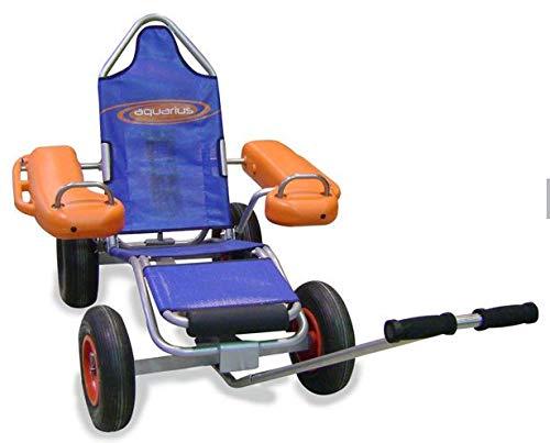 Silla de ruedas Marina Silla de rueda para baño.