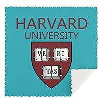 Harvard University ハーバード大学 キッチンディッシュクロス11.8 * 11.8インチフランネレットディッシュクロス再利用可能なディッシュタオル吸収性と速乾性キッチンカウンターワイプ用クリーニングクロス