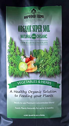 Organic Super Soil (6 Dry quarts) - Illinois Growers Club