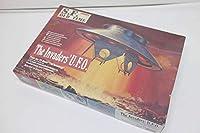 1/72スケール UFO プラモデル S.F. OLD TIME THE INVADERS U.F.O. ツクダホビー