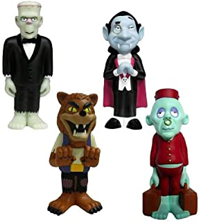 Funko Mad Monster Party Series 1 Vinyl Figures 4 Piece Set