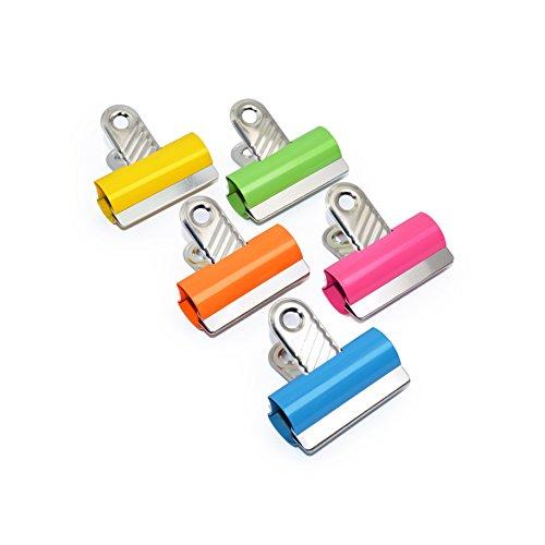 Rapesco Lot de 10 Pinces à dessin 30 mm - Multicolore