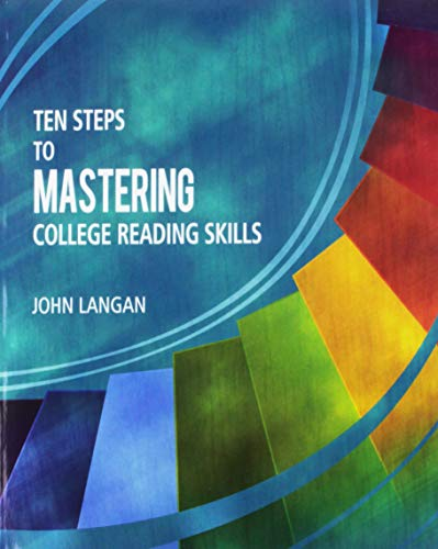 Compare Textbook Prices for Ten Steps to Mastering College Reading Skills 1 Edition ISBN 9781591945208 by John Langan