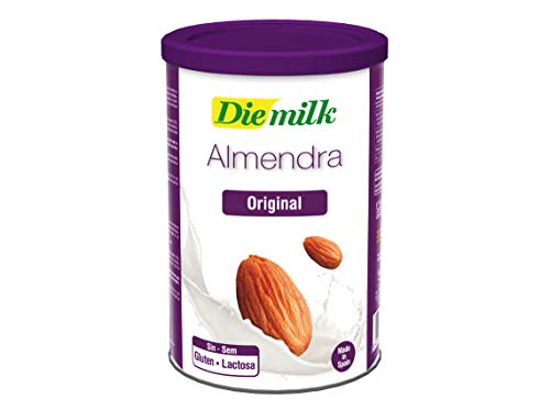 Eco mil Lait D'amande En Poudre Diemilk 400 GR