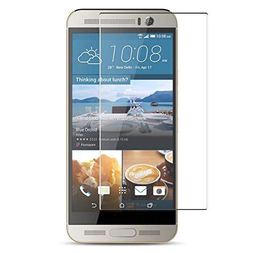 Vaxson 4-Pack Anti Luce Blu TPU Pellicola Protettiva, compatibile con HTC M9 Plus M9+, Screen Protector Film [ Non Vetro Temperato ]