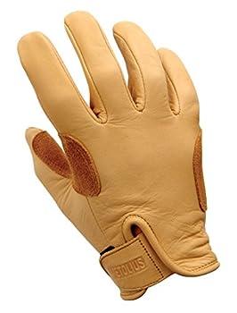 Metolius Belay Glove Full Finger - Natural - Small