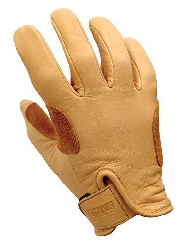 Metolius Full Finger Belay Glove - Naural Large
