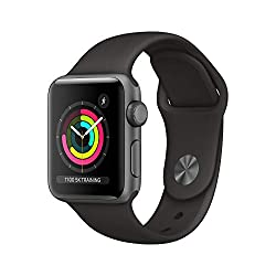 GPS Retina display Swimproof Optical heart sensor Store music, podcasts and audiobooks Emergency SOS S3 chip with dual-core processor watchOS with Activity trends, cycle tracking, hearing health innovations, and the App Store on your wrist Aluminium ...