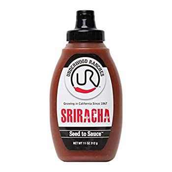 Underwood Ranches Sriracha 11 oz Squeeze Bottle  1 pack  No Artificial Preservatives
