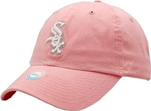 White Sox Hat Floyd Women's Buckle Back Slouch Hat