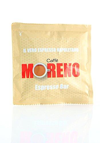 Moreno - Lot de 150dosettes ESE, expresso goût intense