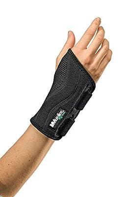 Mueller Green Fitted Wrist Brace, Right, LG/XL