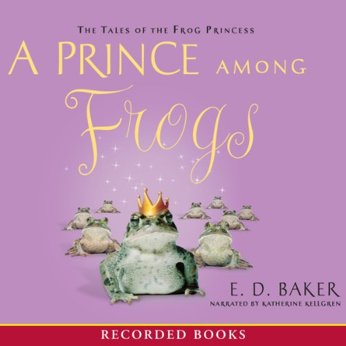 A Prince Among Frogs cover art