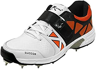 ZIGARO succor White Orange Full Spikes