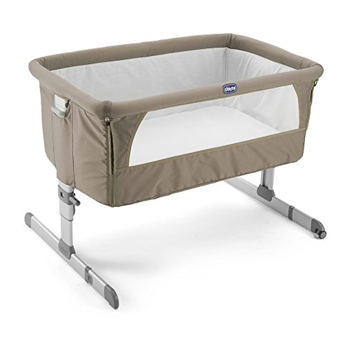 CHICCO - Next 2 Me, Berceau Cododo, Dove Grey
