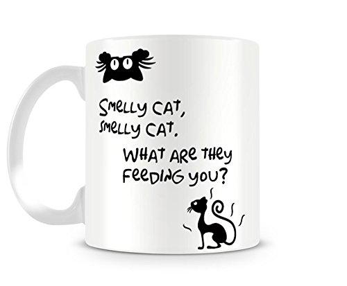 Caneca Smelly Cat