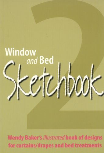 Window and Bed Sketchbook 2: Wendy Baker