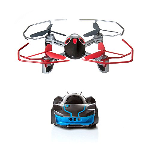 WowWee R.E.V. AIR Toy (1 Drone & 1 Car Included)