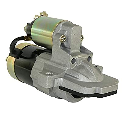 DB Electrical SMT0228 Starter Compatible With/Replacement For Mazda 6 2003 2004 2005 2006 2007 2008 2009 2010 2.3L 2.5L/ L321-18-400, L321-18-400A / M0T87781, M0T87781ZC / 3M81-11002-BB
