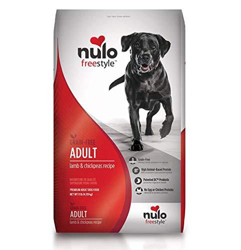 Nulo Adult Lamb Grain-Free Dry Food, 24 lb