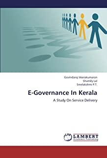 E-Governance In Kerala: A Study On Service Delivery