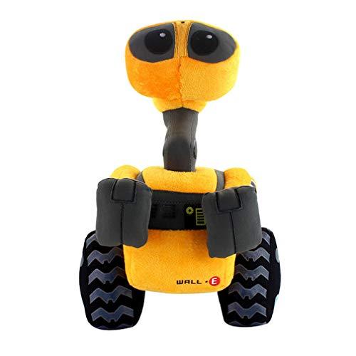 Walle Robot Knuffel WALL.E Gevulde Pop Kinderen Kerst Verjaardagscadeau 27cm