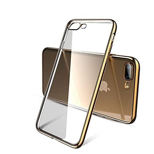 Espejo Cebra Funda de Silicona para teléfono para iPhone 7 8 7PLUS 8PLUS X XS XR XSMAX 11PROMAX Funda Protectora galvanizada, Azul Marino, paraiPhone 11PROMAX