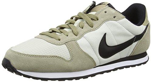 Nike Herren, Genicco, weiß (Light Bone/Black-Bamboo), 43