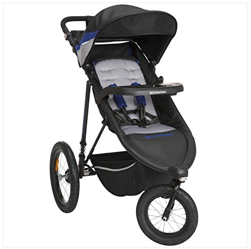 Schwinn Interval Jogger Stroller - Royal Night