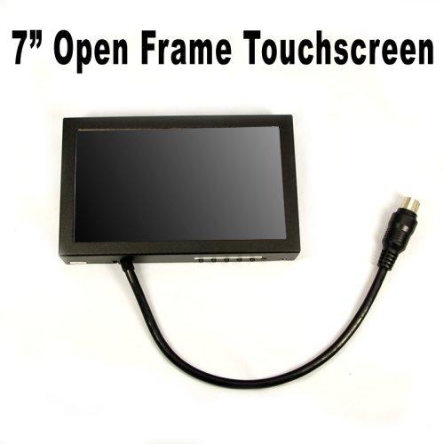 SDC 17,78cm (7 Zoll) Open Frame Touchscreen Monitor mit LED Backlight (24 Monate SOFORTTAUSCH im Servicefall !!!)