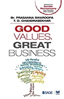 Good Values, Great Business Front Cover