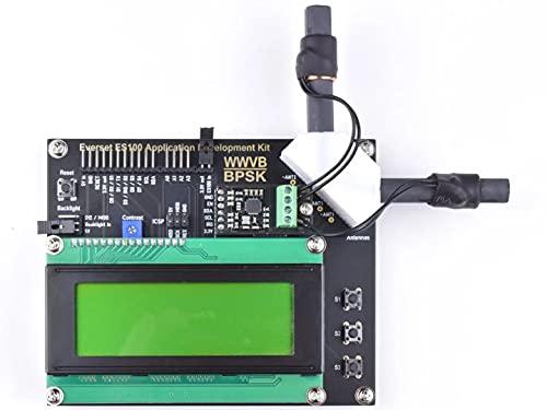 Application Development Kit for EverSet ES100-MOD Atomic Clock Receiver