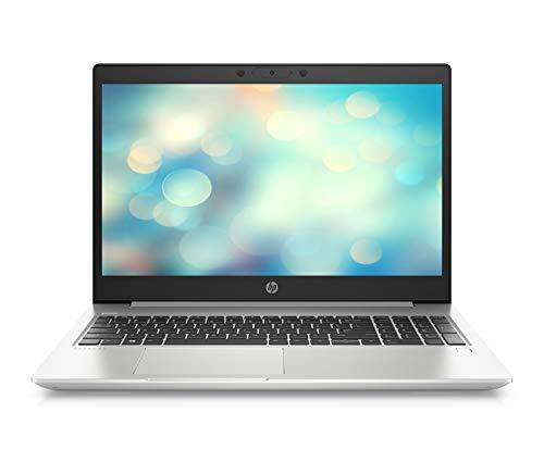 HP ProBook 450 G7 (15,6 Zoll / Full HD) Business Laptop (Intel Core i5-10210U, 8GB DDR4 RAM, 512GB SSD, Nvidia GeForce MX250 4GB GDDR5, Fingerabdrucksensor, Windows 10) Silber