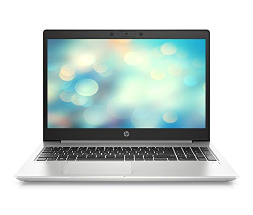 HP ProBook 450 G7 (15,6 Zoll / Full HD) Business Laptop (Intel Core i7-10510U, 16GB DDR4 RAM, 512GB SSD, Nvidia GeForce MX250 4GB GDDR5, Fingerabdruckleser, Windows 10) Silber