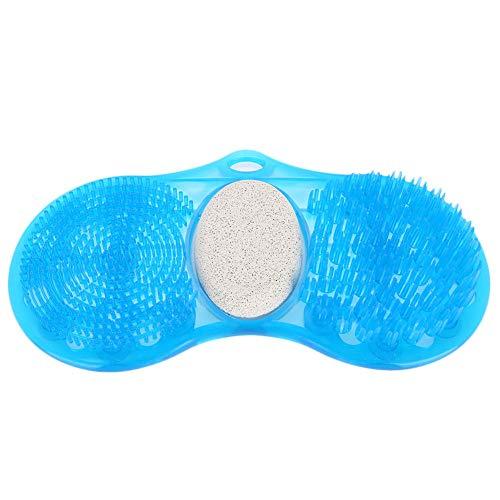 Outil de massage des pieds, nettoyant exfoliant pour gommage à la pierre ponce Bain Douche Bain douche Douche pour exfoliant aux pierres exfoliante pour pierre