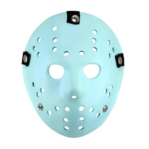 NECA- Vendredi 13 Video Game Jason GID Masque, 634482397497