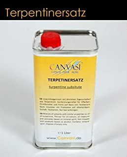 Aguarrás–1l para aceite malfarben/pintura