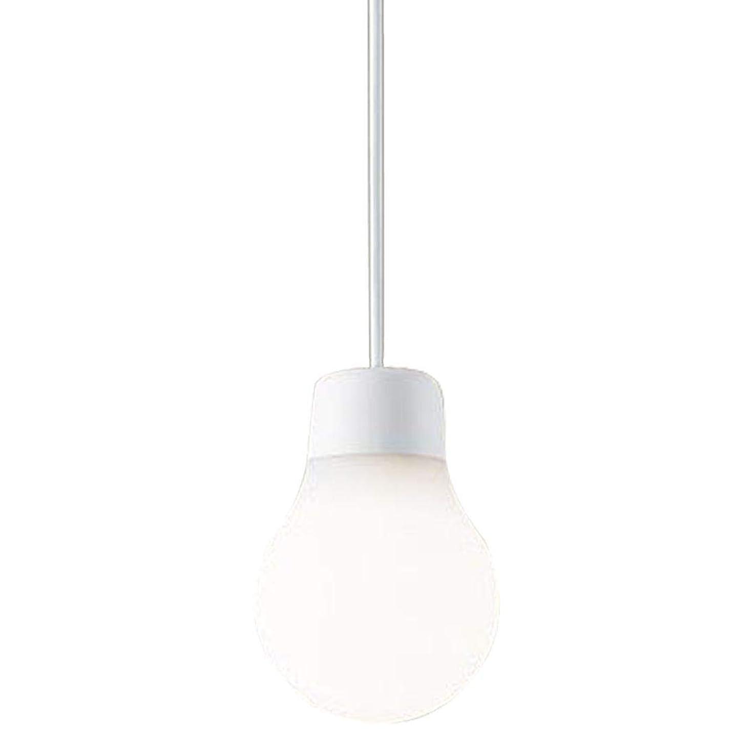 率直なベックス練習したパナソニック ペンダントライト LAMP DESIGN LGB10439WCE1 引掛シーリング 温白色 白紐 奥行10×高さ10×幅14.5cm