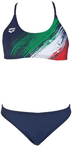 ARENA W Italië Fin Two Pieces, kostuum dames, dames