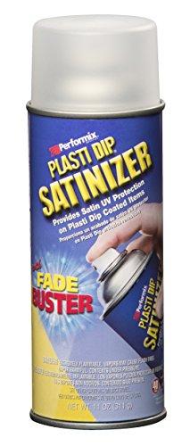 Plasti Dip Performix 11280-6 Satinizer with Fade Buster - 11 oz.