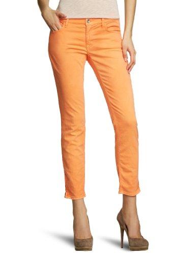 GANT Damen 7/8 Jeans Niedriger Bund 410936, Gr. 30/SHORTS, Orange (CRISPY PEACH)