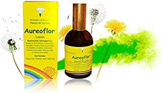 Aureoflor® Armonizador Energético con Esencias Florales. Loción. 100 ml